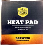 heater pad box